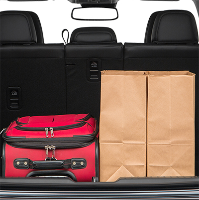 2018 Mazda CX-5 Trunk Space