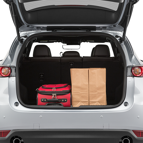 2019 Mazda CX-5 Trunk Space