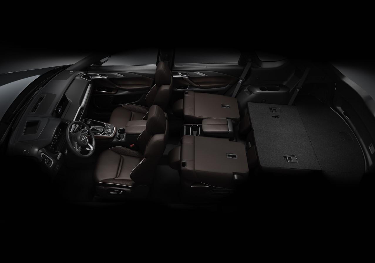 2021 Mazda CX-9 Cargo Space