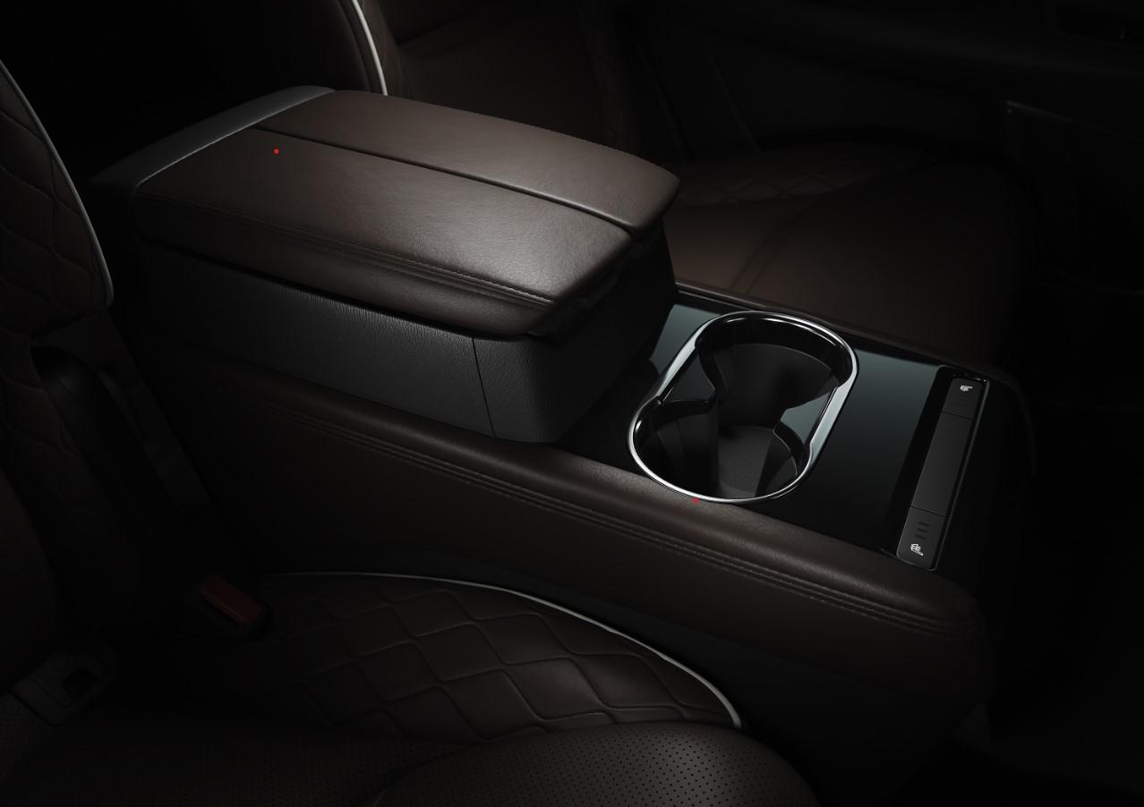 2021 Mazda CX-9 Center Console