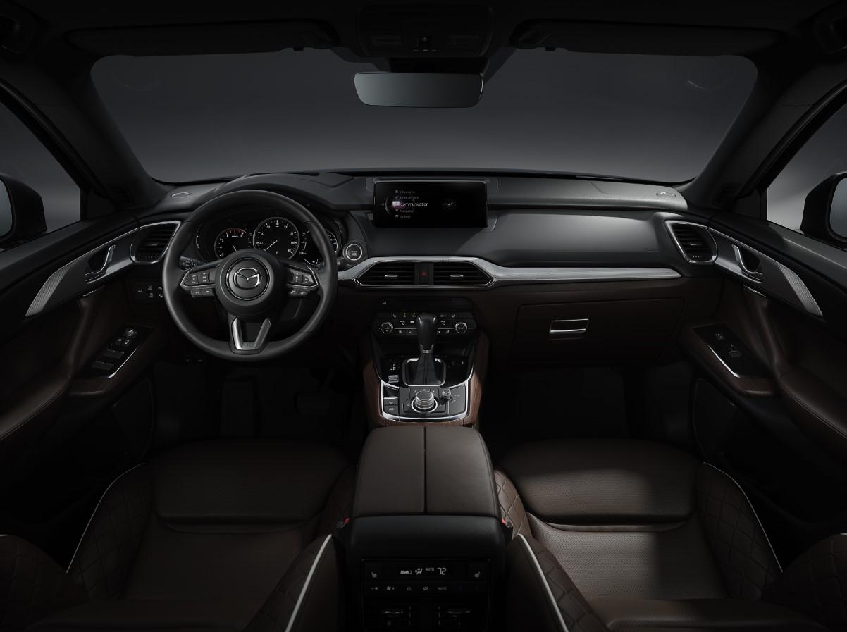 2021 Mazda CX-9 Steering Column