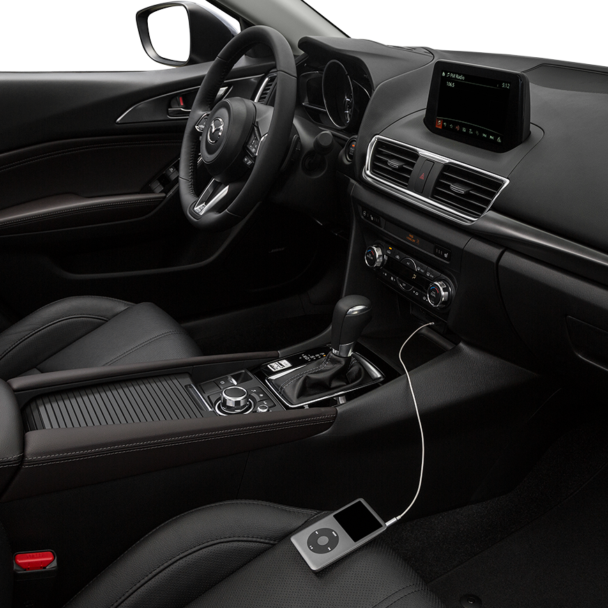 2017 Mazda3 Technology Connectivity Features