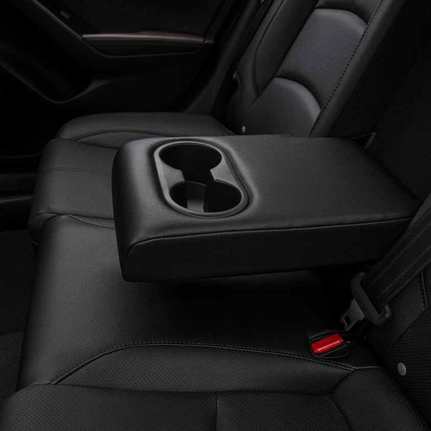2017 Mazda3 Cup Holders