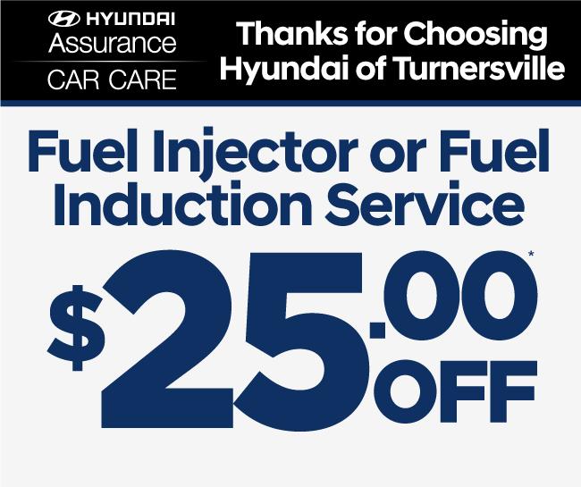 Hyundai Of Turnersville >> Service Special Hyundai Of Turnersville