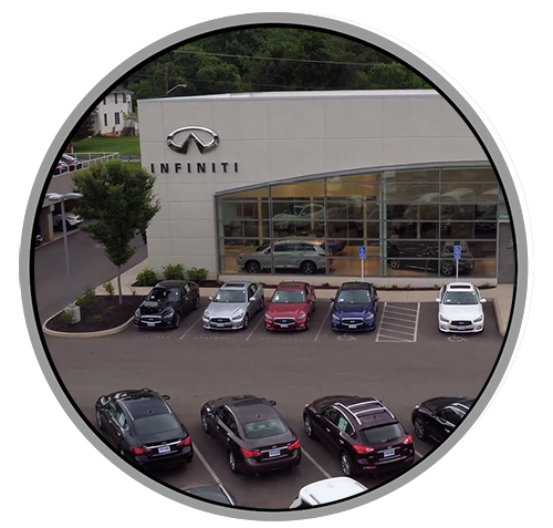 INFINITI Berglund Dealership