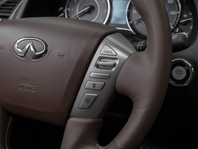 2016 INFINITI QX80 Safety Features