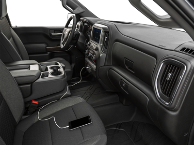 2020 Chevrolet Silverado Available Technology Features in Muskogee, OK