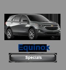 Chevrolet Equinox Specials