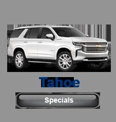 Chevrolet Tahoe Specials
