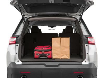 2020 Chevrolet Traverse Cargo Space in Muskogee, OK