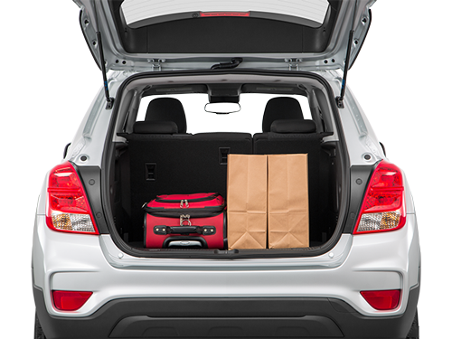 Used Chevy Trax Cargo Space in Muskogee, OK