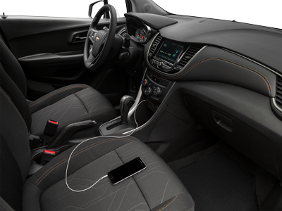 2020 Chevrolet Trax Available Technology Features in Muskogee, OK