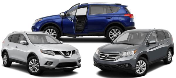 Used SUVs at Jay Hodge Chevrolet Muskogee