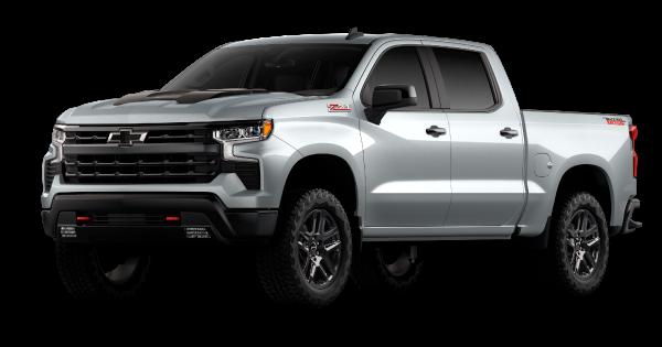 New 2021 Chevrolet Silverado at Jay Hodge Chevrolet of Muskogee