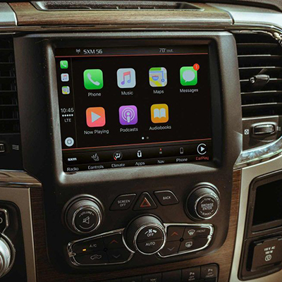 2018 RAM 1500 Laramie in Paris, TX Available Technology Features