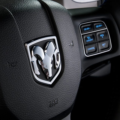 2018 RAM 1500 Laramie in Paris, TX Available Safety Features
