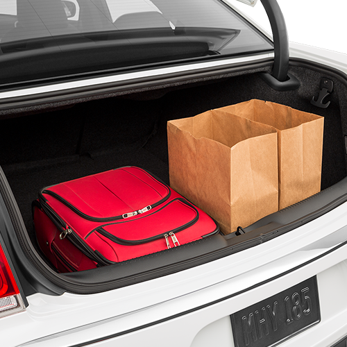 2019 Chrysler 300 Paris, TX Cargo Space