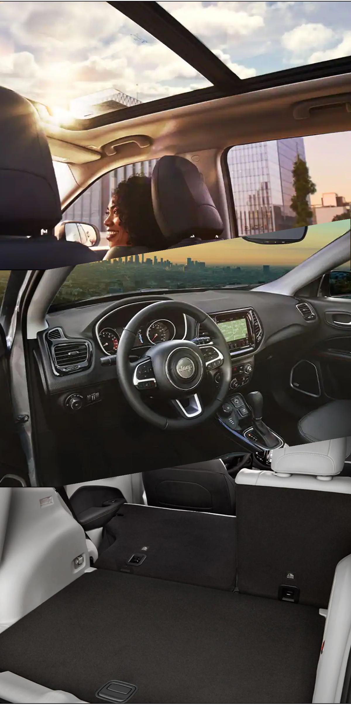 2021 Jeep Compass Interior Paris, TX