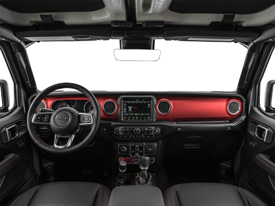 2020 Jeep Gladiator Steering Wheel