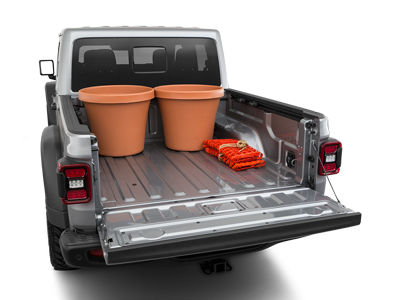 2020 Jeep Gladiator Cargo Space