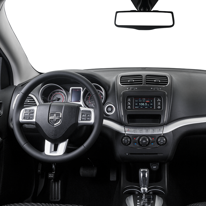 2017 Dodge Journey Steering Wheel Paris, TX