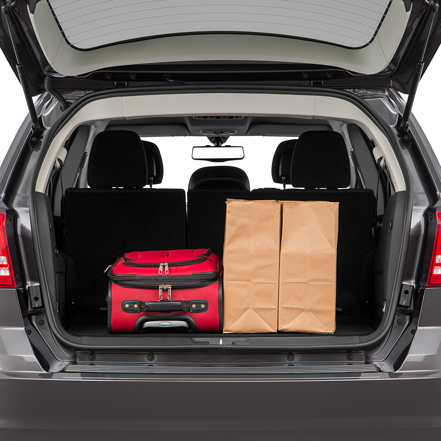 2017 Dodge Journey Cargo Space Paris, TX