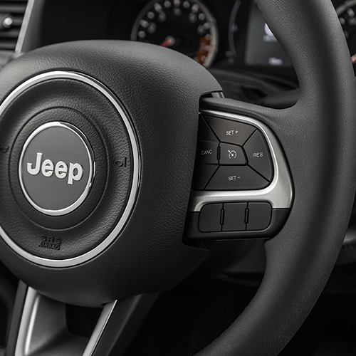 2019 Jeep Renegade in Paris, TX Available Safety Features
