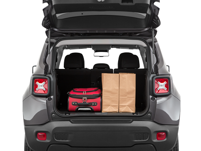 2020 Jeep Renegade in Paris, TX Cargo Space