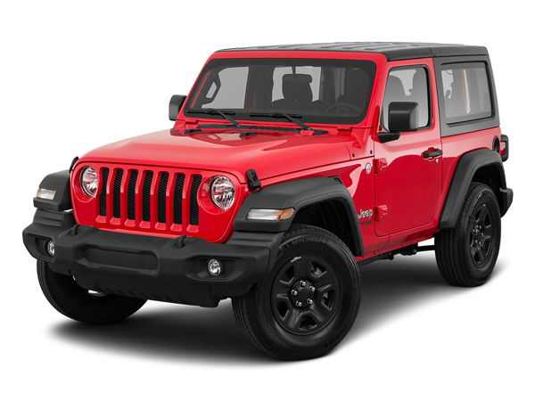 2020 Jeep Wrangler Paris, TX