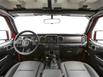 2020 Jeep Wrangler in Paris, TX Steering Column