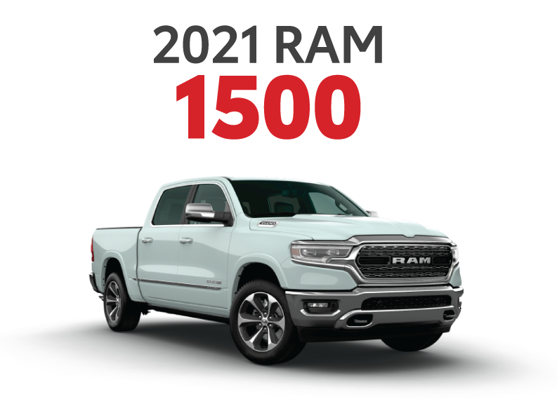 2020 RAM 1500 at James Hodge CDJR