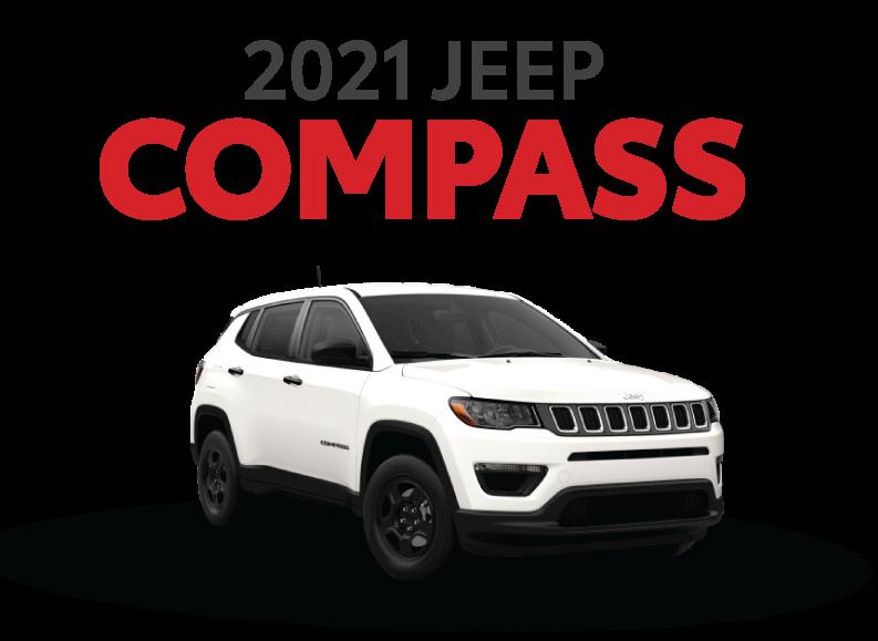 2020 Jeep Compass at James Hodge CDJR