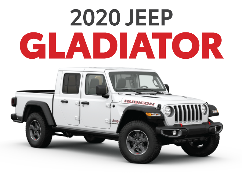 2020 Jeep Gladiator at James Hodge Motor Co.