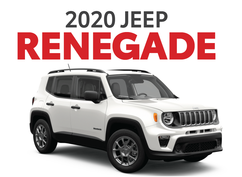 2020 Jeep Renegade at James Hodge Motor Co.