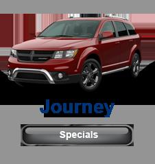 2020 Dodge Journey Specials