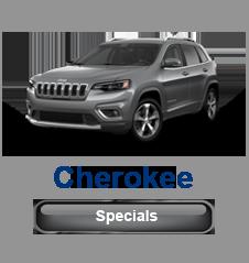 2021 Cherokee Specials