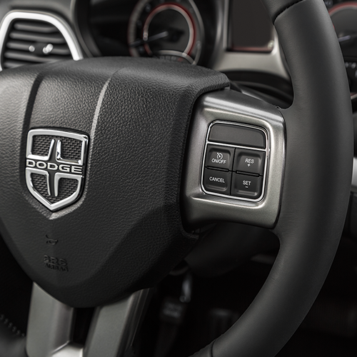 2019 Dodge Journey Hugo, OK Available Safety Features