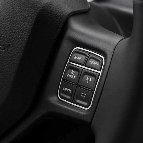 2018 RAM 1500 in Hugo, OK Available Safety Features