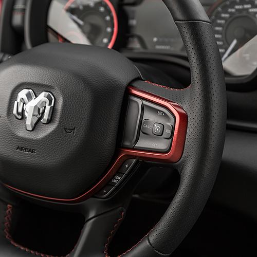 2019 Dodge RAM 1500 Hugo, OK Available Safety Features
