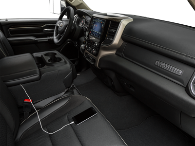 2020 RAM 1500 in Hugo, OK Available Technology Features