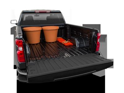 2020 Chevrolet Silverado 1500 Cargo Space