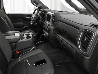 2020 Chevrolet Silverado 1500 Technology Features