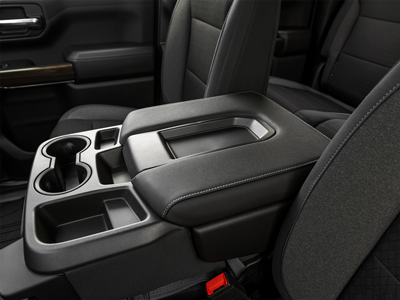 2020 Chevrolet Silverado 1500 Center Console