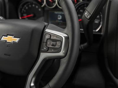 2020 Chevrolet Silverado 1500 Safety Features
