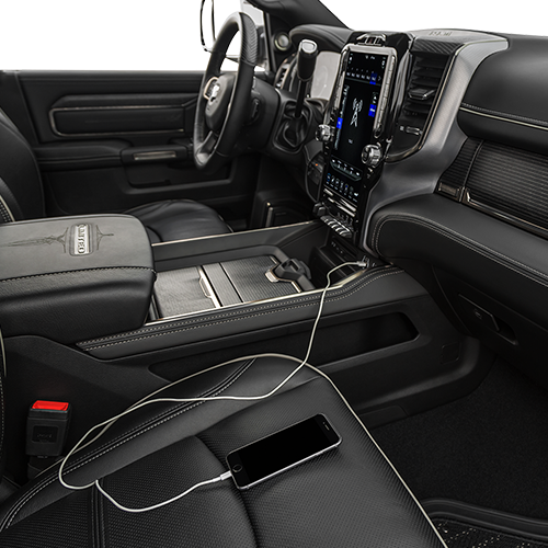 2019 RAM 2500 in Hugo, OK Available Technology Features