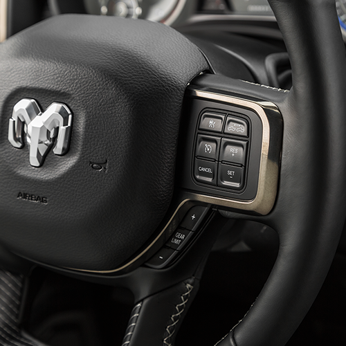 2019 RAM 2500 in Hugo, OK Available Safety Features