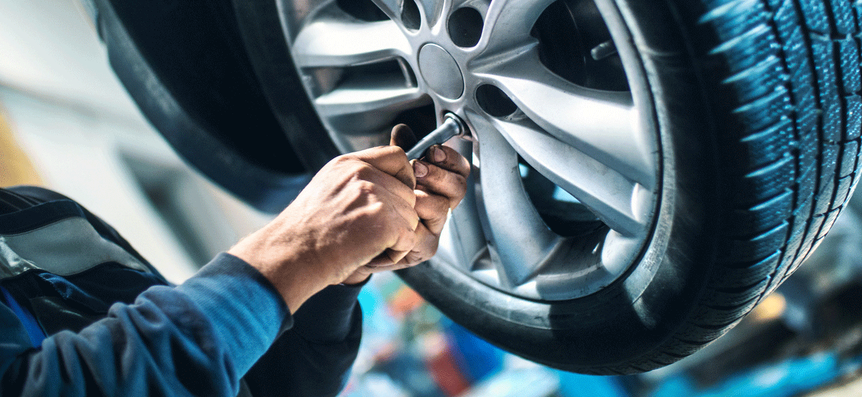 Jaguar Tire Service In Roanoke Va