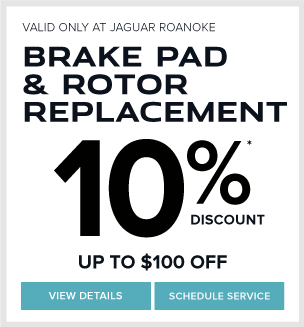 Brake Special for $50 off brakes and rotor (per axle)