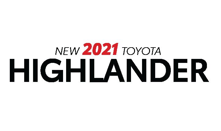 New 2021 Toyota Highlander at John O'Neil Johnson Toyota