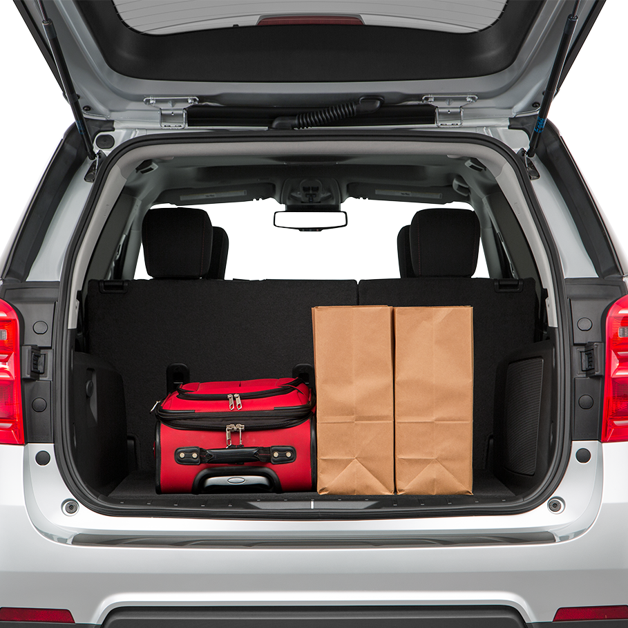 2017 Chevrolet Equinox in Sulphur Springs, TX Cargo Space